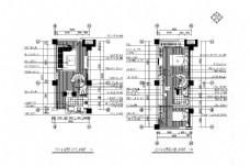 轻工业风单身公寓平面图