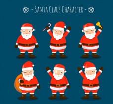 6款創意圣誕老人設計