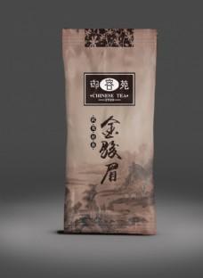 茶叶真空袋包装