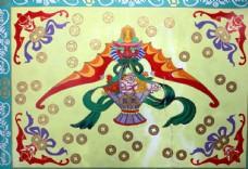 赵泰来艺术宫壁画