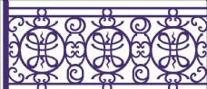 建筑花纹 镂空花纹 栏杆花纹