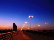 文昌大桥夜景