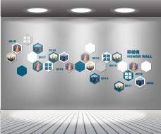 企业文化立体墙面设计