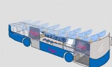 公交车 大巴车 logo