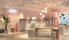 网红餐饮生活体验馆