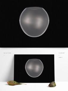 C4D立体玻璃鱼缸