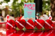 婚禮 攝影 結婚 甜品桌 糖盒