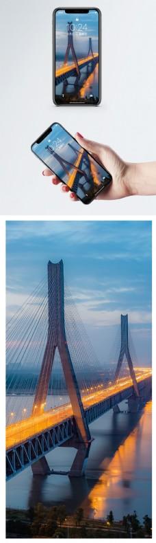 武汉长江大桥手机壁纸