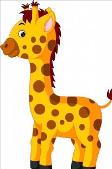 Q版长颈鹿