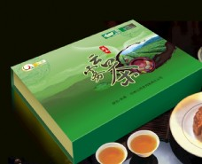 绿茶礼盒包装设计