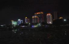 贵港   夜景   新世纪广场
