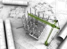 建筑工程效果图