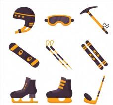 9款创意冬季运动装备