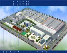 环保节能沥青搅拌站厂区规划