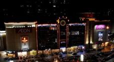 惠州城市风光延时航拍吉之岛
