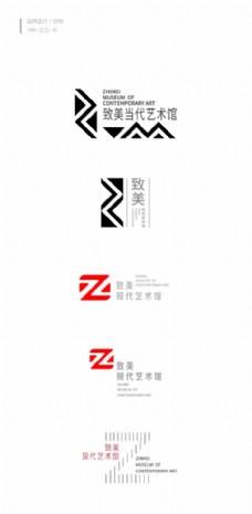 logo 美术馆