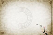 古典古风中国风水墨背景
