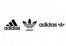 阿迪达斯 adidas标志