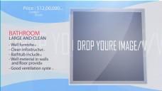 简洁的房屋售卖或房地产广告视频ae模板