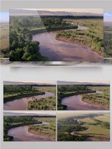 高原自然景色视频音效