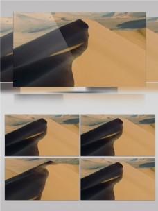 敦煌沙漠保护区视频音效