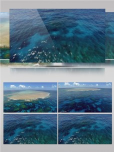 探索海洋航拍视频音效