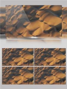 沙漠旅游景色航拍视频音效