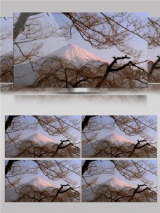 富士山下美景视频音效