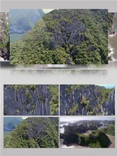 大自然山脉视频音效