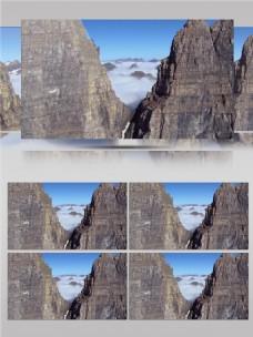 云端上仙境景色视频音效