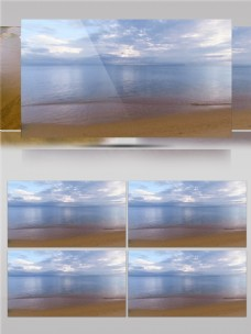 宁静的海边视频音效