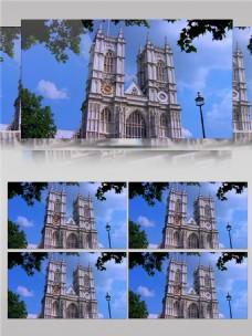 伦敦标志性景色视频音效