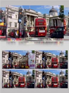 伦敦电车视频音效