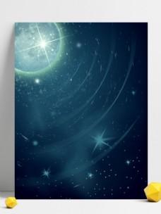 星空光点变幻渐变图