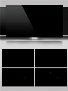 运动圆形动画视频素材