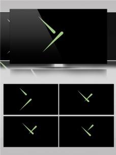图案运动变化动画视频素材