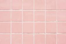 粉色系通用型图片背景素材ppt模板