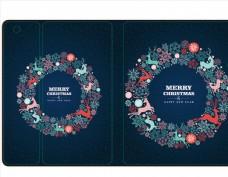 圣诞节主题 彩绘图案 保护壳