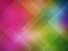 彩色线条几何背景psd