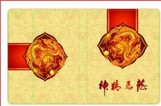 中国风飞龙保护套