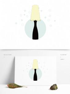家居用品灯具元素