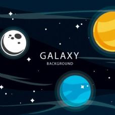 太空宇宙星球