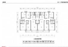 房屋室内设计平面图