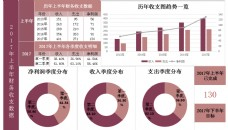 财务数据收支分析