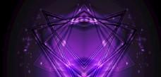 紫色电商背景