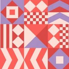 抽象几何背景