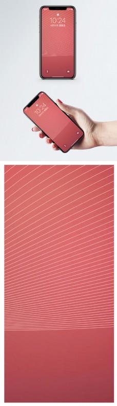 科技线条背景手机壁纸
