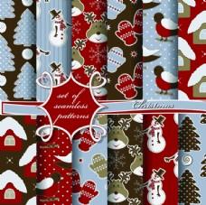 圣诞节背景布