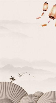 中式 元宵 海报