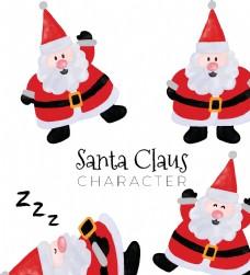 圣诞老人 圣诞节素材